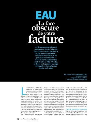 obscure - Le Mensuel de Rennes