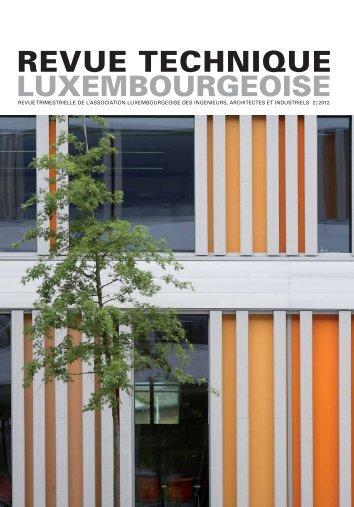 PDF de la Revue Technique 02 | 2012
