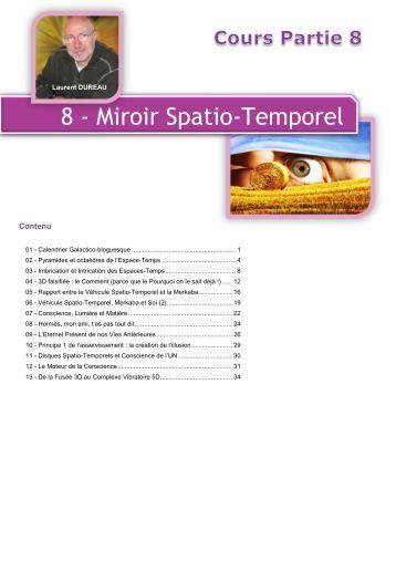8 - Miroir Spatio-Temporel - 345D