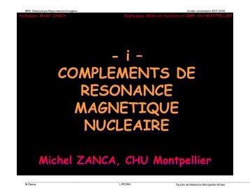 M - Faculté de médecine de Montpellier