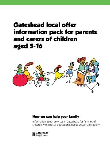 Information for parents and carers of children - aged 5-16