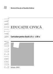 Educatie_civica_Romana - Ministerul Educatiei al Republicii Moldova