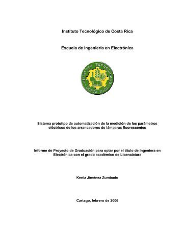 Instituto Tecnológico de Costa Rica