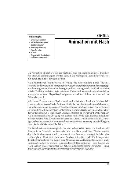 Kapitel 3 - Lingoworld IT-Bücher