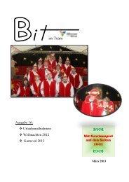 BiT 16 - Büngern-Technik