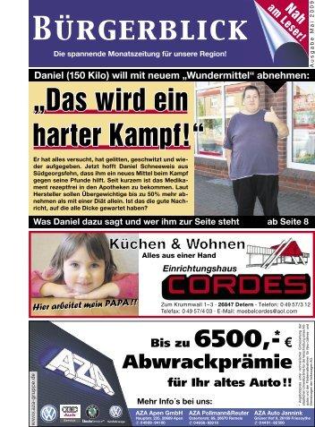 Mai 2009 - buergerblick.com