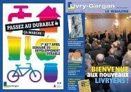 LE MAGAZINE - Livry-Gargan