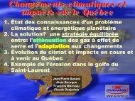 Jean-Pierre Savard - Association des économistes québécois