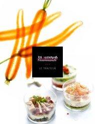 Les salades - Les Agitateurs Gourmands