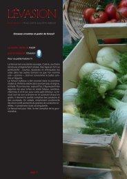 Grosses crevettes et gratin de fenouil La recette inédite de FeGH ...