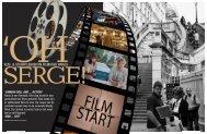 Kus- & sterfpleKKen in filmstad parijs