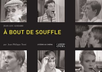 À BOUT DE SOUFFLE - Kino macht Schule
