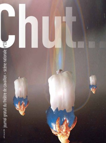 chut 15 - Théâtre de Cavaillon