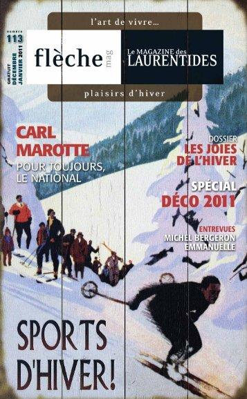 Laurentides - Flèche Mag
