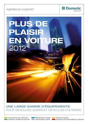 PLUS DE PLAISIR EN VOITURE 2012 - Kaigan