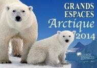 Télécharger le catalogue Arctique 2014 - Grands Espaces