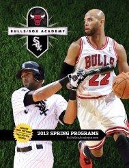r 2013 spring programs