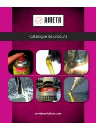 Ameta Solution - Solutions Sherby