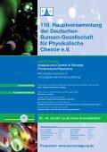BuMa_2011_02 - Deutsche Bunsengesellschaft für Physikalische ... - Seite 2