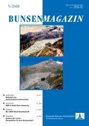 BuMa_2008_05 - Deutsche Bunsengesellschaft für Physikalische ...