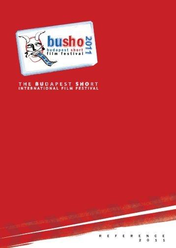 budapest short film festival - BuSho