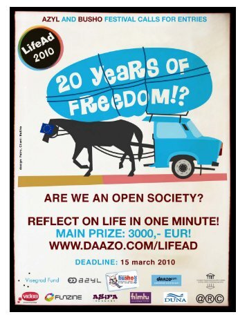 20 years of freedom!? - BuSho