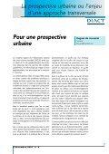 Revue Territoires 2030 n°4 - Datar - Page 7