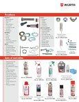 produits d'entretien et de réparation pour motos - Wurth Canada - Page 3