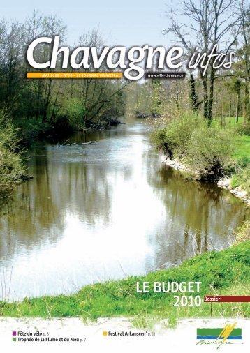 vie municipale - Site internet de la ville de Chavagne