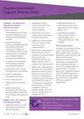 Tourism Investment Support Scheme (TISS) - Business Wales - Page 2