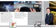 Brochure downloaden - TomTom Business Solutions