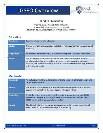 September 10th Presentation (PDF) - Rice University