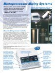 Barnant Mixers - Clarkson Laboratory and Supply - Page 6