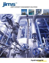 joint integrity management solutions - PennWell Buyer's Guide ...