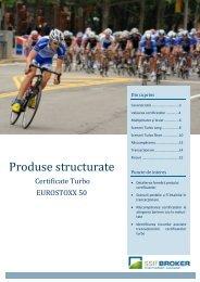 Prezentare Certificate Turbo EUROSTOXX 50 - Bursa de valori ...