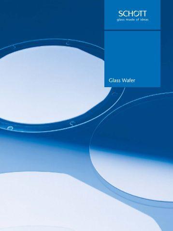 schott optical glass catalog glass fab inc. Black Bedroom Furniture Sets. Home Design Ideas