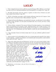 GiuGno - Monastero Sacro Cuore - Suor Consolata Betrone