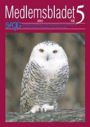 Medlemsblad 5 2003 - SFOG