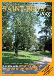 Magazine Mars 2012 - Saint-Brice-sous-Forêt