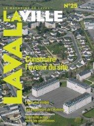 Construire l'avenir du site - Laval