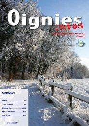 jm janvier-février 2013 - Site officiel de la ville de Oignies