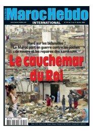 fil direct - Maroc Hebdo International