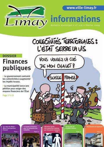 Télécharger le journal - Ville de Limay
