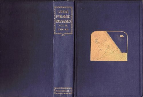 1924 Great Pyramid Passages Volume II - Watchtower Documents