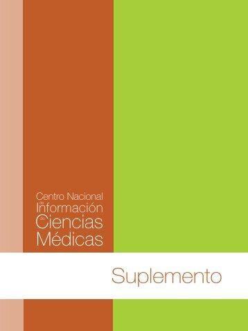 Anuario 2009. Edición Especial - Biblioteca Virtual en Salud de ...