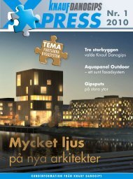 XPress Nr1 2010 - Knauf Danogips