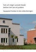 Aquapanel Outdoor. Tuffa cementbaserade skivor ... - Knauf Danogips - Page 2