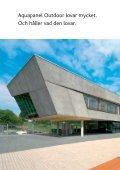 Aquapanel Outdoor. Tuffa cementbaserade skivor ... - Knauf Danogips - Page 6
