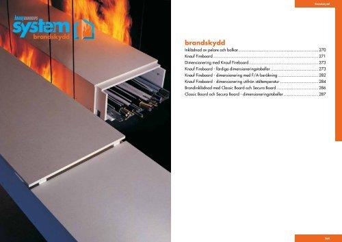 brandskydd - Knauf Danogips