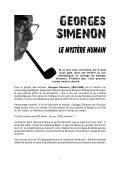 Georges Simenon : le mystère humain - Page 2